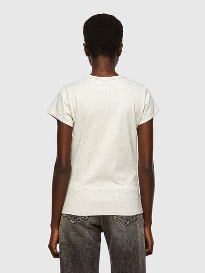 Diesel - T-SLICUP, Gris Claro - Camisetas - Image 2