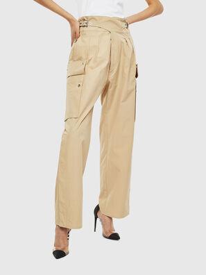 P-MARIE, Beige - Pantalones