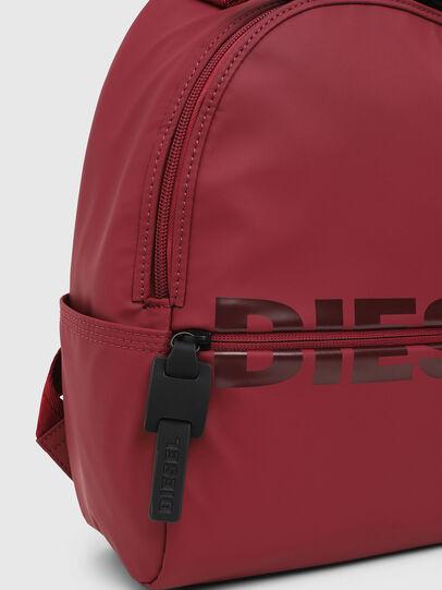 Diesel - F-BOLD BACK FL, Rojo - Mochilas - Image 4