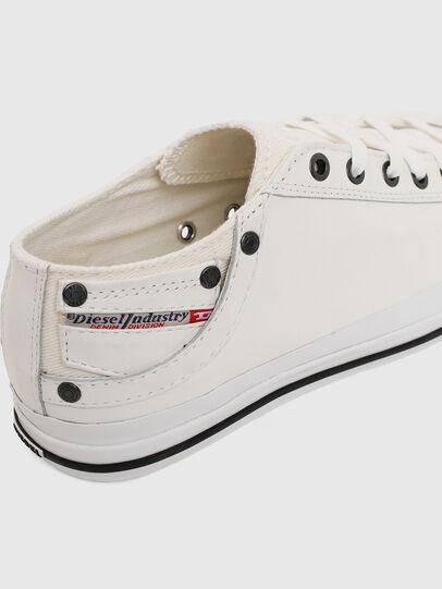 Diesel - EXPOSURE IV LOW  W, Blanco - Sneakers - Image 4