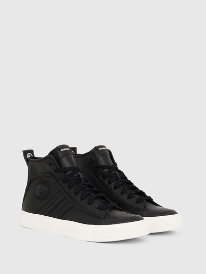 Diesel - S-ASTICO MID LACE, Negro - Sneakers - Image 2
