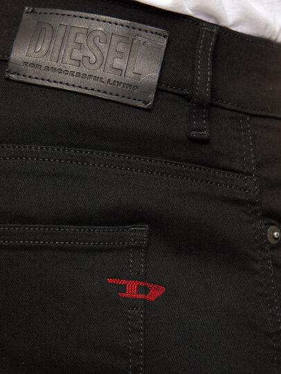 Diesel - D-Istort 069EF, Negro/Gris oscuro - Vaqueros - Image 4