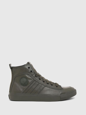 S-ASTICO MID LACE, Verde Oscuro - Sneakers