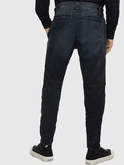 Diesel - D-Earby JoggJeans 069MD, Azul Oscuro - Vaqueros - Image 2