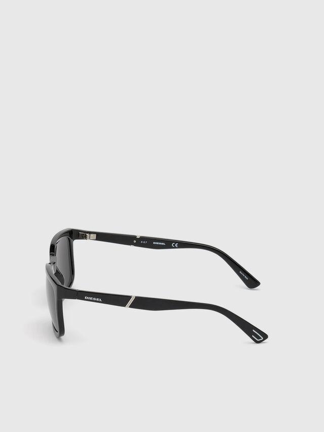 Diesel - DL0262, Negro - Gafas de sol - Image 3