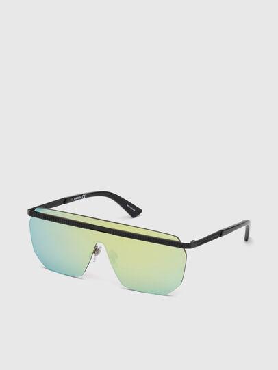 Diesel - DL0259, Verde - Gafas de sol - Image 2