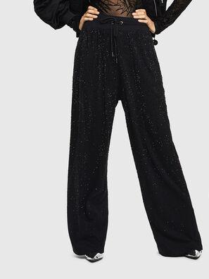P-STRASS-C, Negro - Pantalones