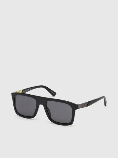 Diesel - DL0268, Negro - Gafas de sol - Image 2