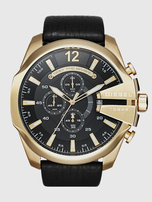 DZ4344 MEGA CHIEF, Negro - Relojes
