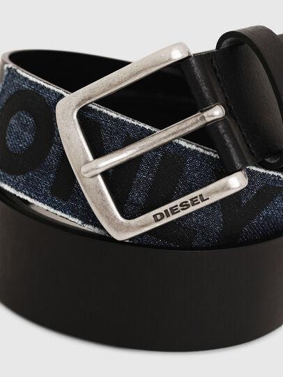 Diesel - B-SERUGO, Negro - Cinturones - Image 2