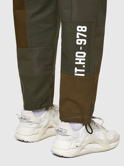 Diesel - P-HOR, Verde Militar - Pantalones - Image 5