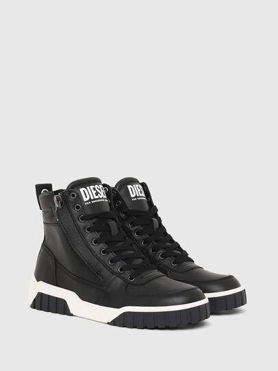 Diesel - S-RUA MID W, Negro - Sneakers - Image 2