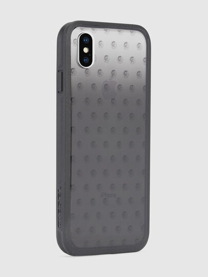Diesel - MOHICAN HEAD DOTS BLACK IPHONE X CASE,  - Fundas - Image 5