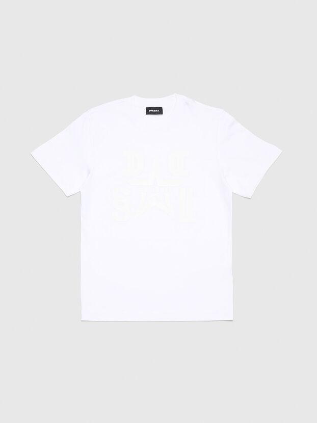 TDIEGOA8, Blanco - Camisetas y Tops