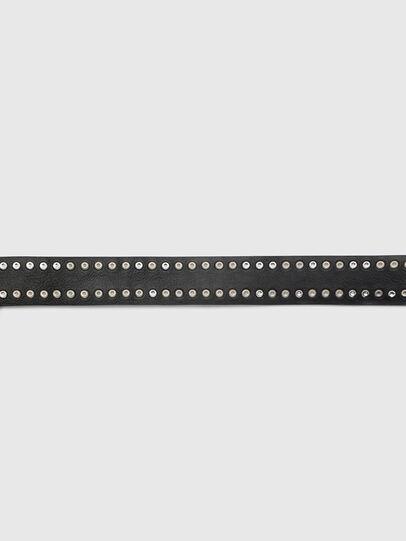 Diesel - B-GUA', Negro - Cinturones - Image 4