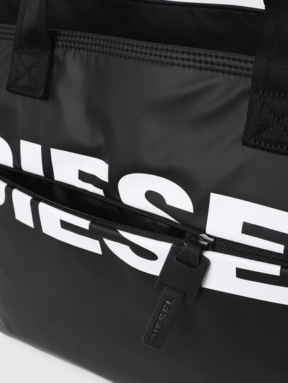 Diesel - F-BOLD SHOPPER II, Negro - Bolsos Shopper y Al Hombro - Image 4