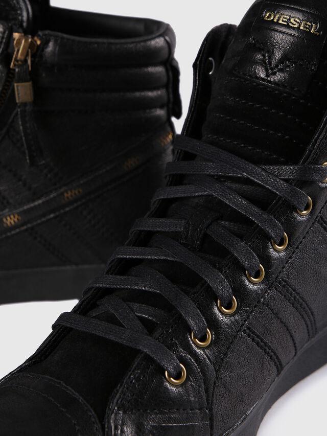 Diesel - D-STRING PLUS, Negro - Sneakers - Image 6