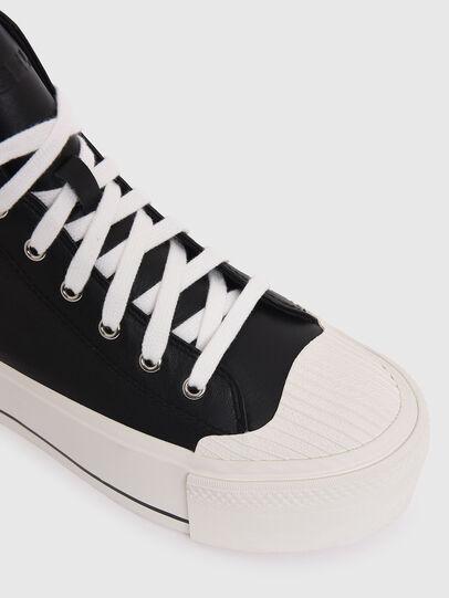 Diesel - S-ASTICO MC WEDGE, Negro - Sneakers - Image 4