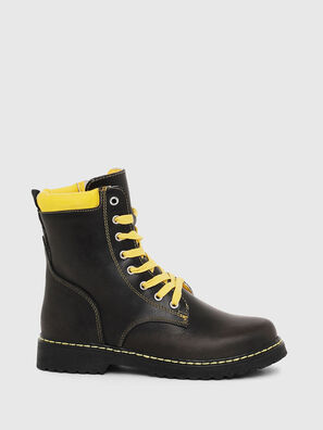 HB LACE UP 04 YO, Negro - Calzado