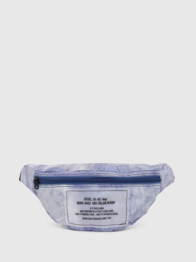 Diesel - BELTPAK, Azul Claro - Bolsas con cinturón - Image 1