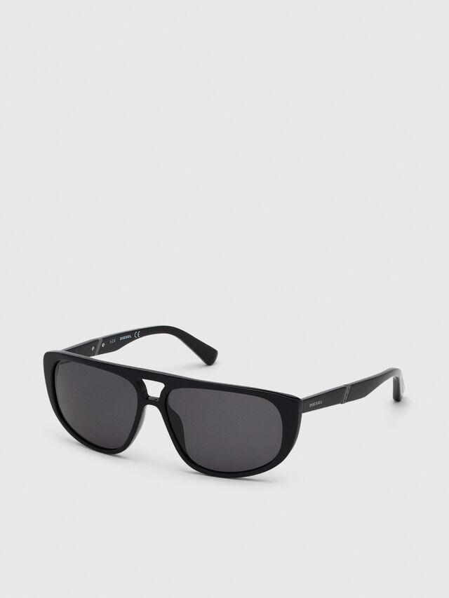 Diesel - DL0300, Negro - Gafas de sol - Image 2