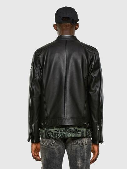 Diesel - L-BOY, Negro - Chaquetas de piel - Image 8