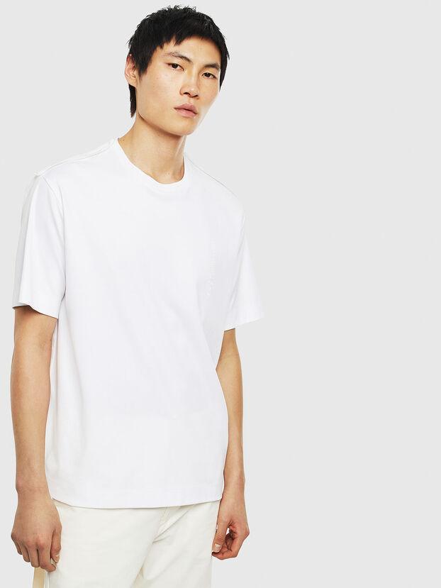 T-ZAFIR, Blanco - Camisetas