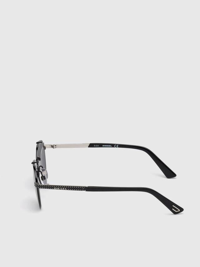 Diesel - DL0239, Negro - Gafas de sol - Image 3