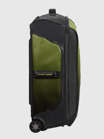 Diesel - KA2*69009 - PARADIVE, Negro/Amarillo - Bolsas de viaje con ruedas - Image 6