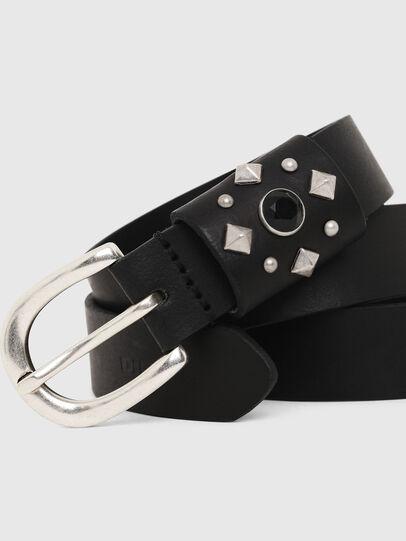 Diesel - B-LOPS, Negro - Cinturones - Image 2