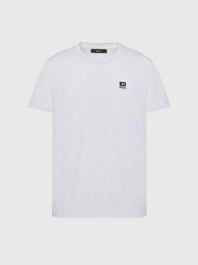 Diesel - T-DIEGOS-K30, Blanco - Camisetas - Image 1