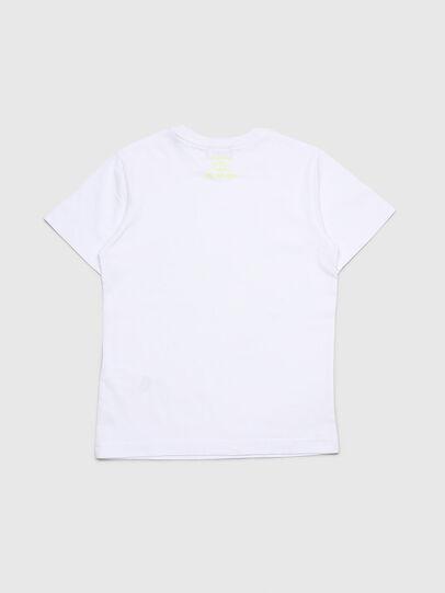 Diesel - TDIEGOYD, Blanco - Camisetas y Tops - Image 2