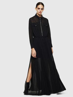 D-RANI, Negro - Vestidos