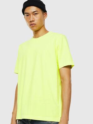 T-JUST-SLITS-FLUO, Amarillo Fluo - Camisetas