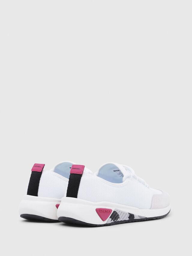 Diesel - S-KB LC W, Blanco - Sneakers - Image 3