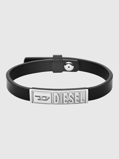 Diesel - DX1226, Negro - Pulseras - Image 1