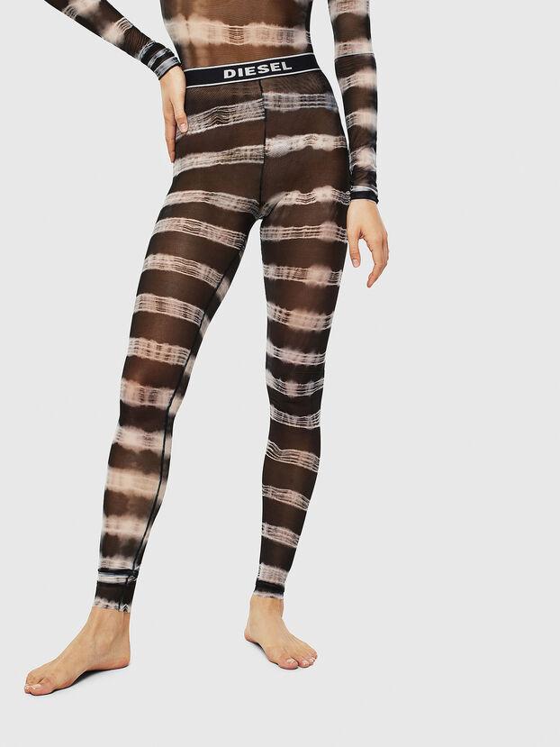 UFLB-ASRIN-K, Negro/Blanco - Pantalones