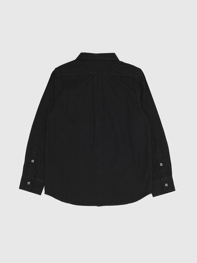 Diesel - CSMOI, Negro - Camisas - Image 2