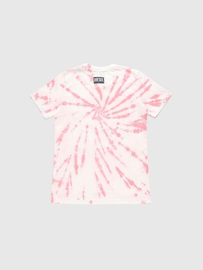 Diesel - TSILYTD, Rosa/Blanco - Camisetas y Tops - Image 2