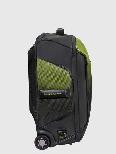 Diesel - KA2*69008 - PARADIVE, Negro/Amarillo - Bolsas de viaje con ruedas - Image 8