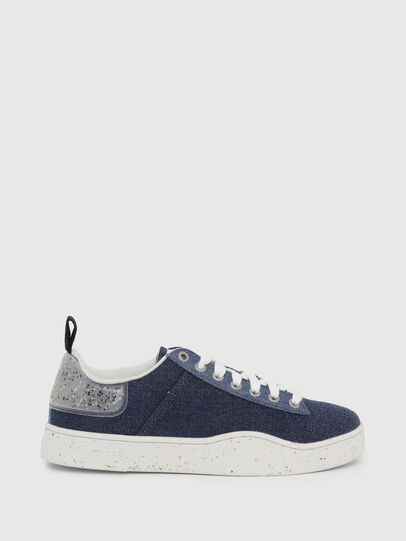 Diesel - S-CLEVER LOW LACE W, Azul - Sneakers - Image 1