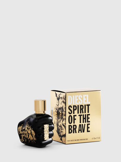 Diesel - SPIRIT OF THE BRAVE 50ML, Negro/Dorado - Only The Brave - Image 1