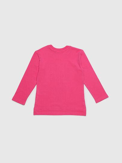 Diesel - TIRVIB-R, Rosa - Camisetas y Tops - Image 3