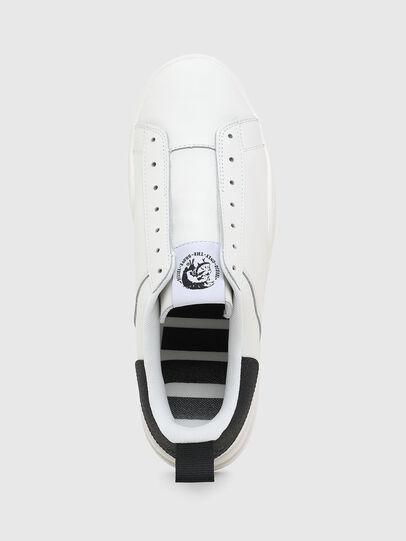 Diesel - S-CLEVER SO, Blanco/Negro - Sneakers - Image 6