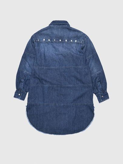 Diesel - DRUPER, Blue Jeans - Vestidos - Image 2