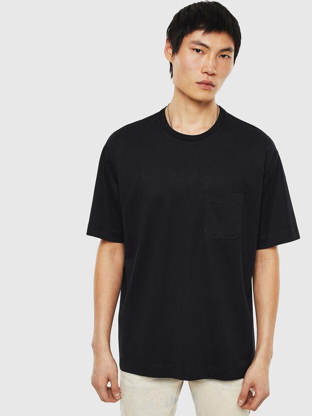 T-TIGE, Negro - Camisetas