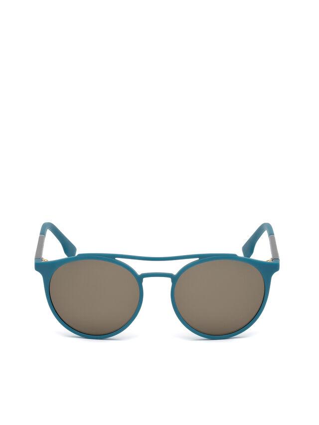 Diesel - DM0195, Azul - Gafas de sol - Image 1