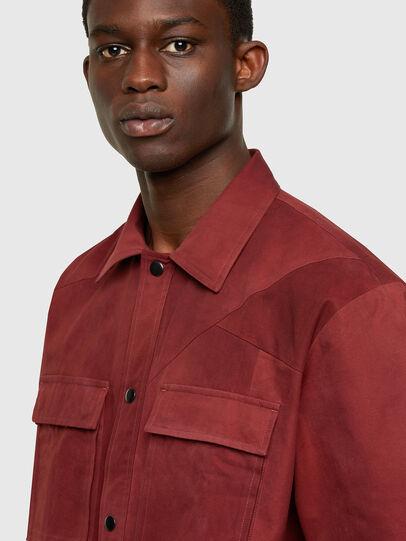 Diesel - S-GUNN-TIE, Rojo - Camisas - Image 3