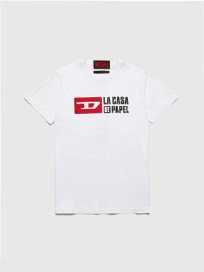 LCP-T-DIEGO-CASA, Blanco - Camisetas