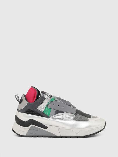 Diesel - S-BRENTHA DEC, Gris - Sneakers - Image 1